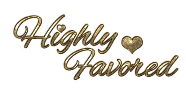 divine favour